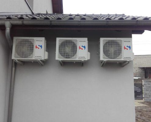 Klimatyzacja Sinclair